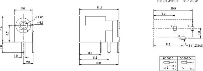 c21dc002电路图